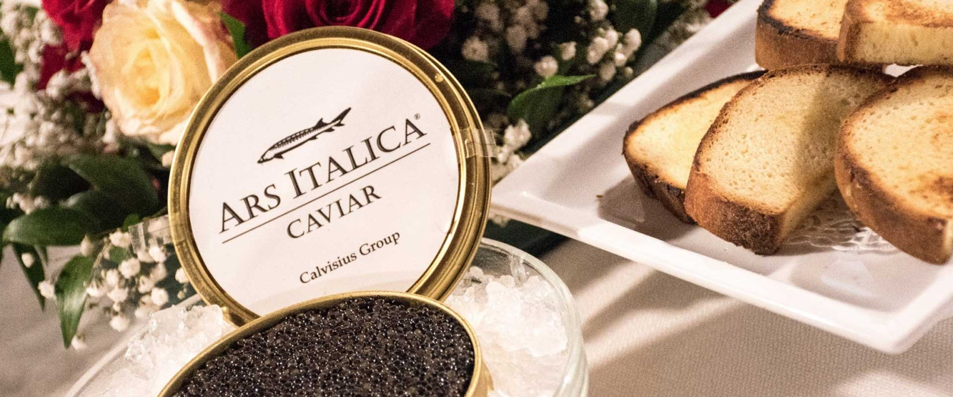 City Light News – Il caviale Made in Italy
