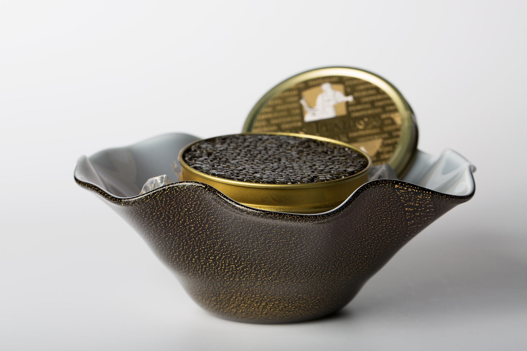 James Magazine – The Perfect Caviar Serving Set