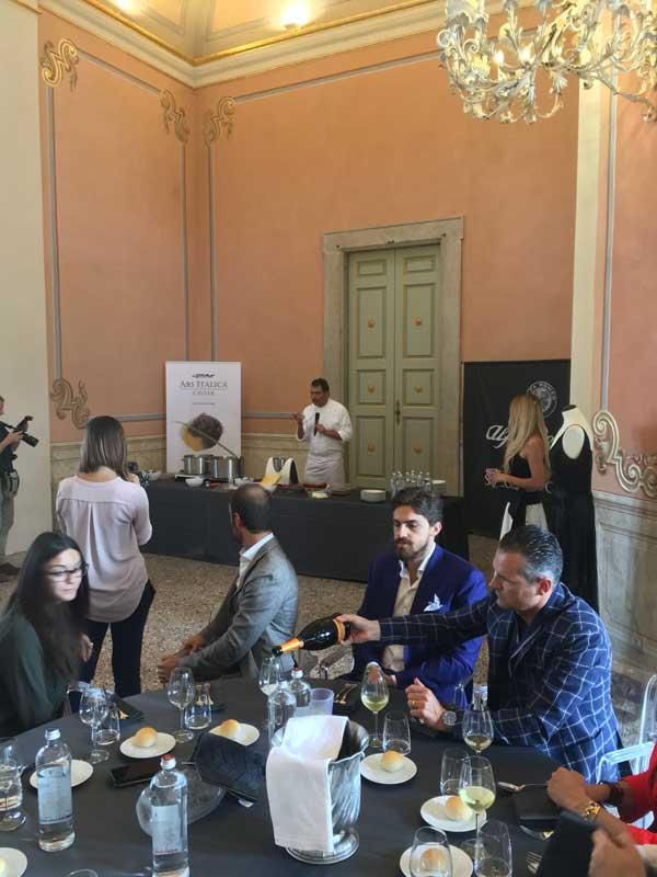 ara-italica-serate-stellate-villa-mazzucchelli-italian-caviar-events (4)