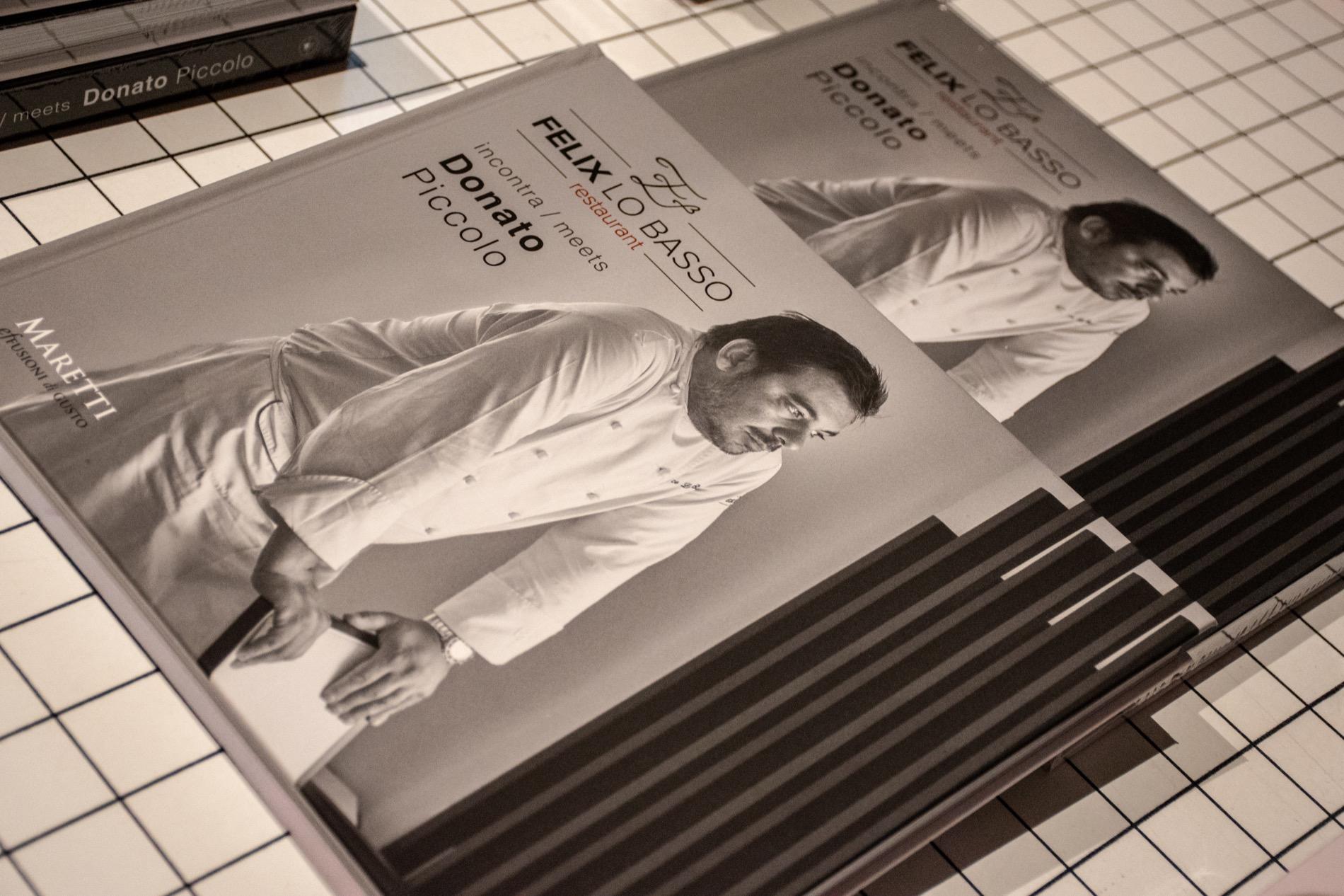"""Presentazione del nuovo libro """"Felix Lo Basso incontra Donato Piccolo"""""""