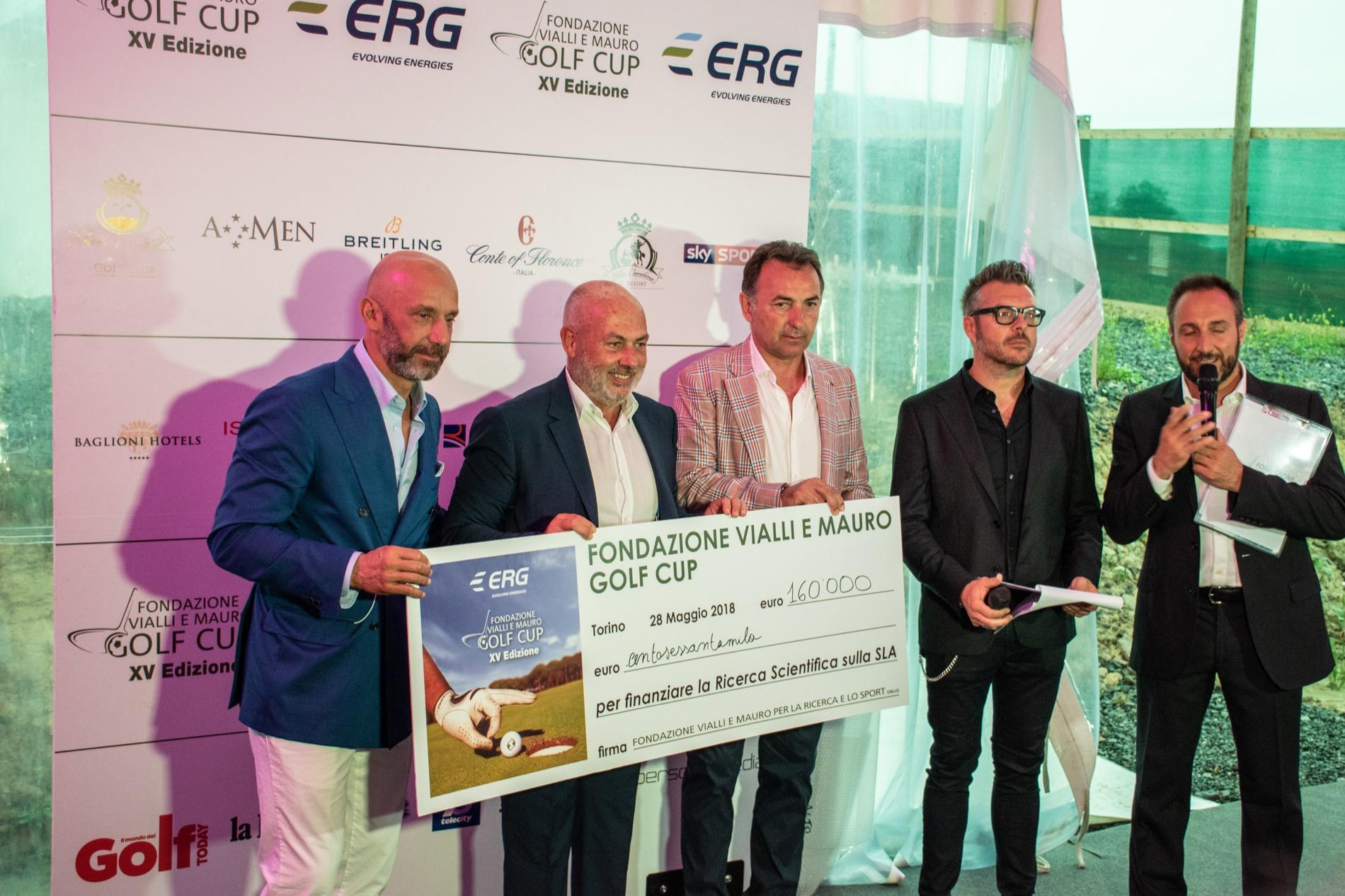 Golf Cup – Fondazione Vialli e Mauro