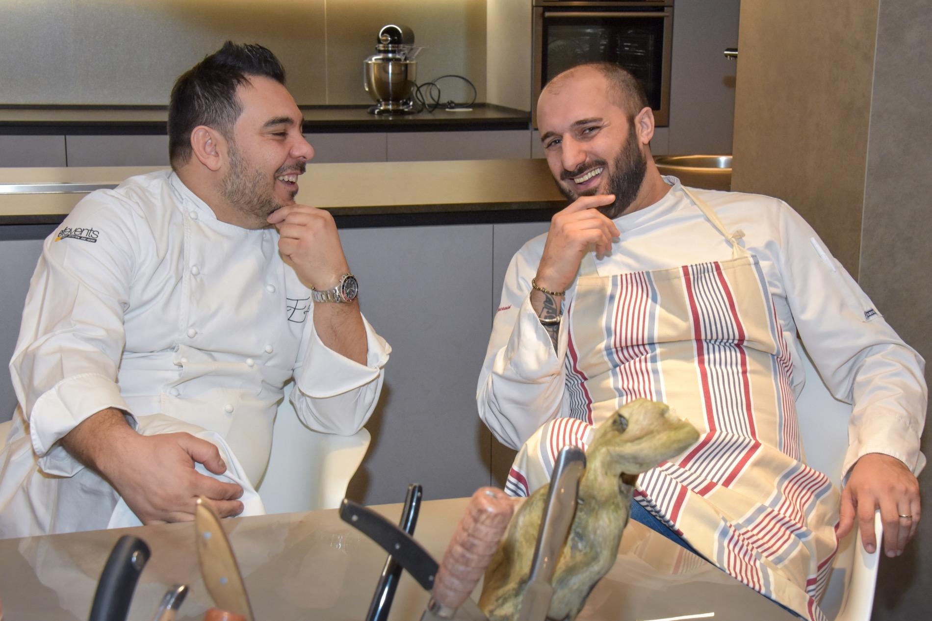 Le Memorie di Felix Lo Basso a Trani. Il nuovo progetto dello chef nella sua Puglia