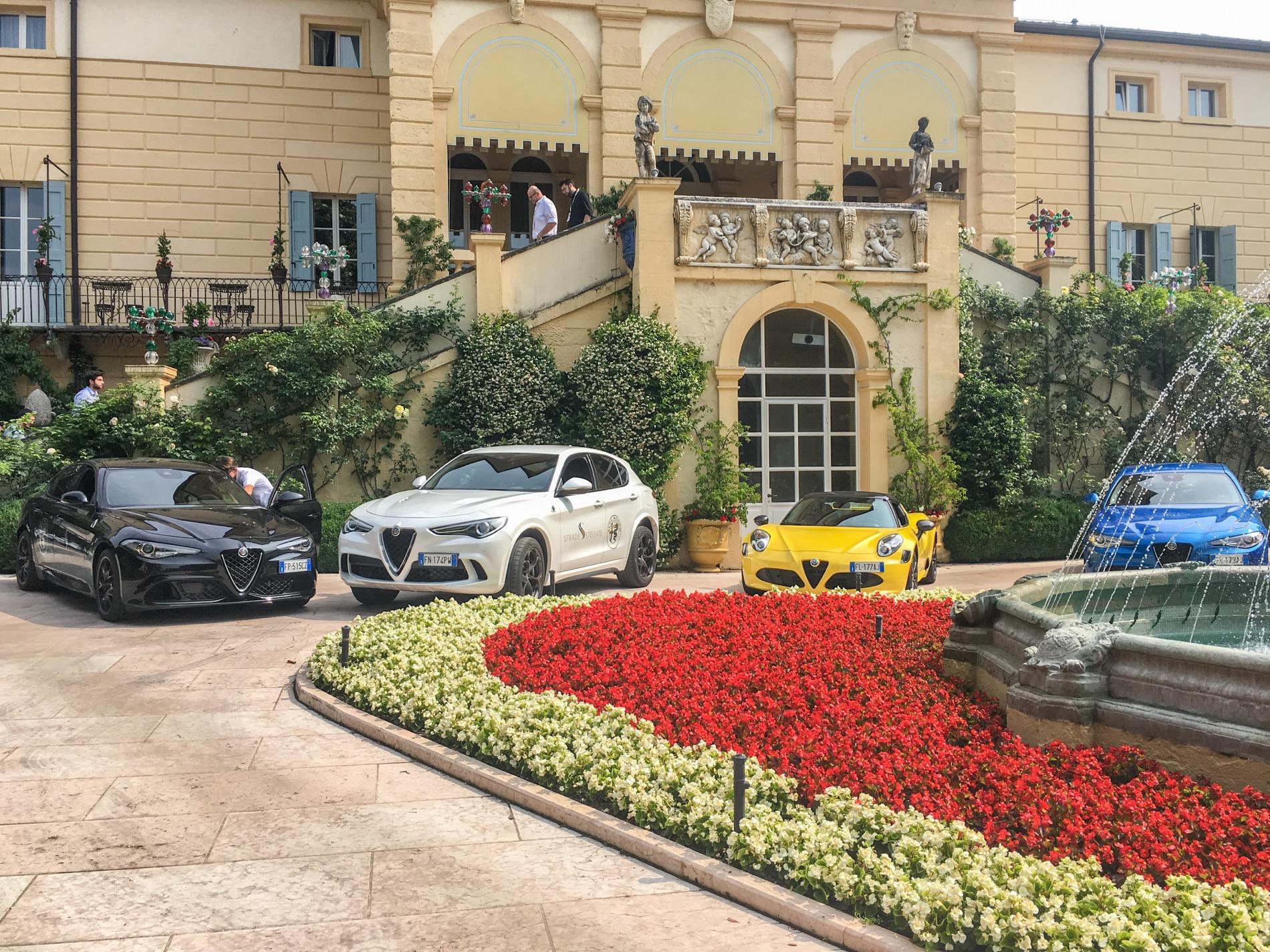 Byblos Art Hotel Villa Amistà – Strade Stellate
